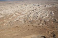 沙漠以色列judea 库存图片
