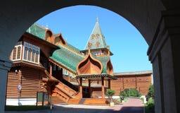 沙皇宫殿 库存照片