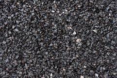 黑沙粒 免版税库存照片