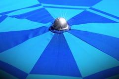 沙滩伞的细节 免版税图库摄影