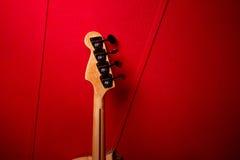 没有串的Grif吉他 免版税库存照片