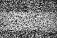没有信号电视纹理 电视粒状噪声作用作为背景 没有信号减速火箭的葡萄酒电视样式 干涉 库存图片