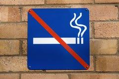 没有抽烟 免版税库存照片