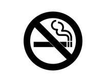 没有抽烟 免版税库存图片