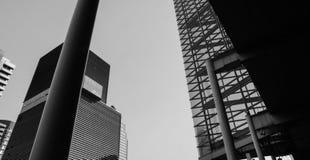 没有曼谷的大厦 2 免版税库存图片