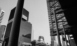没有曼谷的大厦 1 库存图片