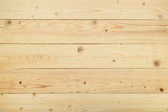 没有漆的委员会木表面  免版税库存照片