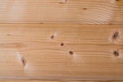 没有漆的木板的自然颜色 图库摄影
