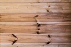 没有漆的木板的自然颜色 库存照片