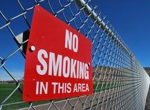 没有点抽烟的消失 免版税库存照片