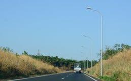 没有的高速公路 1A在越南 库存照片