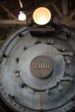 没有的B O 5300,华盛顿巴尔的摩俄亥俄总统铁路鲍德温机车工作 库存照片