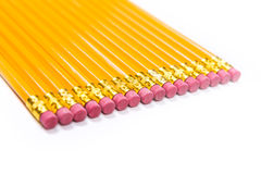 没有2支铅笔 库存照片