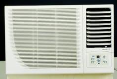 没有btrand Windows空调器 免版税库存照片