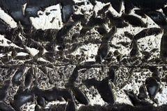 沥青屋顶油纸纹理 免版税图库摄影