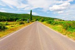 沥青详细形成路正方形人员结构 免版税库存图片