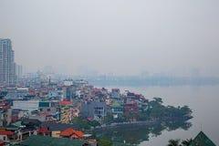 河内越南 免版税图库摄影