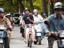河内越南 免版税库存照片