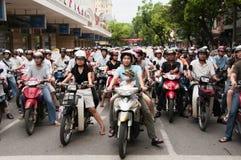 河内 免版税图库摄影
