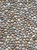 河岩石被仿造的墙壁 免版税图库摄影