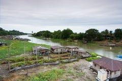 河岸 免版税图库摄影