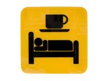 河床早餐英国符号萨福克 免版税库存图片