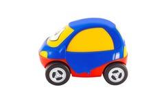 河床男孩汽车玩具 免版税库存照片