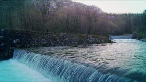 河横渡小瀑布 股票视频