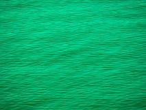 绿河波浪 库存图片