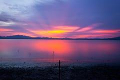 河泰国 免版税图库摄影