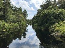 河流 图库摄影