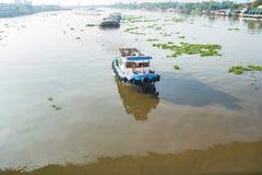 河生活 免版税图库摄影