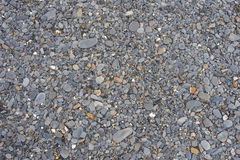 从河的圆的小卵石石头 免版税库存图片