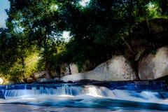 河自然秀丽  库存照片