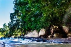 河自然秀丽  免版税图库摄影