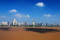 河风景 图库摄影