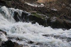 河|乡下 免版税库存照片