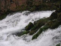 河Grza在塞尔维亚 免版税库存图片