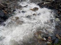 河jahlem巴基斯坦 免版税库存图片