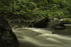 河Pakra,克罗地亚 免版税库存图片