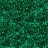 绿沸铜绿色 免版税库存图片