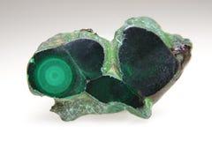 绿沸铜 库存照片