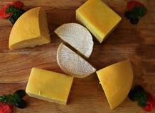 黄油块 库存图片