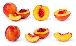 油桃果子 库存照片