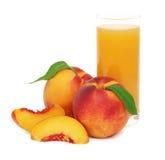 油桃汁 库存图片