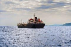油槽船 免版税库存图片