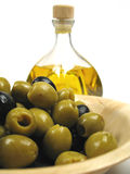 油橄榄橄榄 库存图片