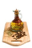 油橄榄香料 库存图片