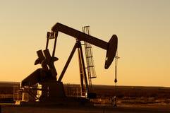 油泵 免版税图库摄影