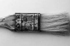 油漆刷 库存图片
